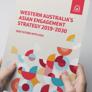 Western Austalia Govenment pamphlet square